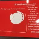 Set de Table rouge  La Passionnée