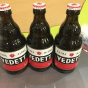 Trio Bière* VEDETTE avec Consigne