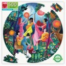 PUZZLE ROND MOON DANCE