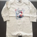 Pyjama Petit Chaperon Rouge  100% coton bio