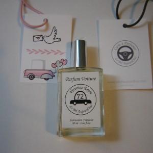 Parfum de voiture Verveine Extra