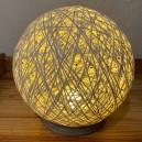 Lampe Boule Lumineuse