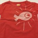 T-shirt Poisson Corail