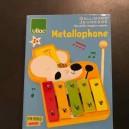 METALLOPHONE SOURIS GALLIMARD